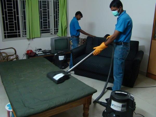 تنظيف رخيص للمنازل بالمدينة
